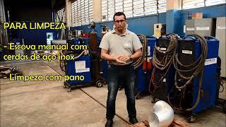 SOLDA TIG EM ALUMÍNIO - Aula de Soldagem!