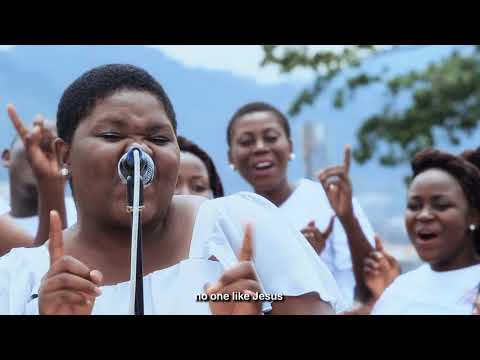 University Of Yaounde I Choir (The Glorious Voices)No One Like Jesus.