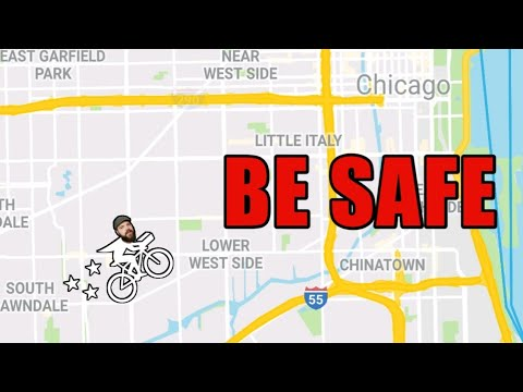 Dangers Of Delivering Food And Rideshare In South West Chicago