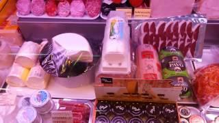 Покупки на рынке Mercat Municipal de Salou в Испании(На муниципальном рынке в Салоу мы нашли павильон, где работает любезная русскоговорящая женщина. Всё нам..., 2014-05-18T14:35:29.000Z)