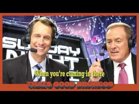 X-Rated Cris Collinsworth Broadcast