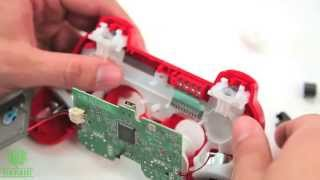 How to customize a PS3 controller: buttons, thumbsticks, dpad, R1 R2 L1 L2 mod
