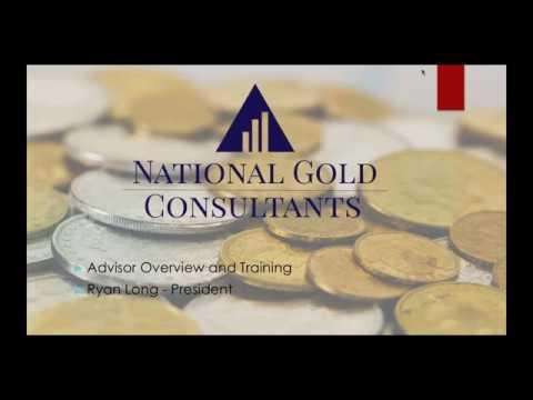 National Gold Consultants - Advisor Webinar