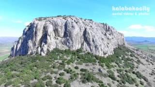 Θεόπετρα Καλαμπάκας - Aerial Video from kalabakacity
