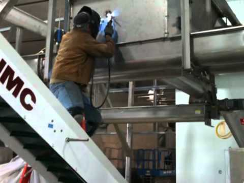 Ice Manufacturing Equipment Install