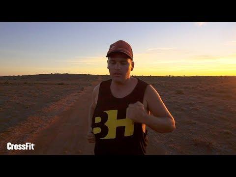 CrossFit Helps Speed Racer Walk Again