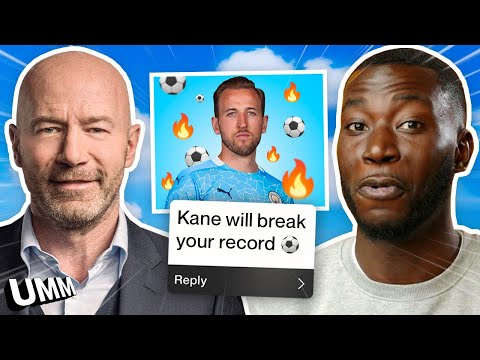 """""""HARRY KANE WILL SMASH MY RECORD AT MAN CITY!"""" 👀 