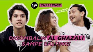 Al Ghazali vs Giorgino Abraham Ditantang Gombalin Naimma Aljufri | HAI CHALLENGE
