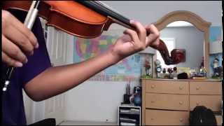 Girl Meets World - Take on the World Violin Cover