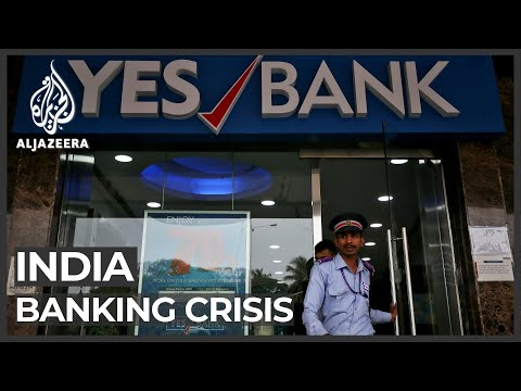 India's banking crisis: Government rescues fourth-largest bank