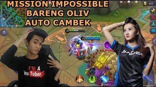 Combo Olivia Gosandra Langsung Cambek Dong - Mobile Legends Bang Bang