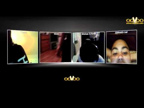 oovoo idiots, they finaly relized i was recording them