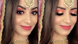 घर पर ब्राइडल मेकअप कैसे करें Complete Step By Step Bridal Makeup At Home | Deepti Ghai Sharma