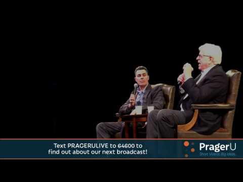 PragerU Live: Dennis Prager and Adam Carolla!