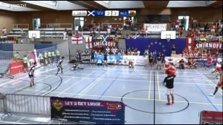 Euros2014 Men SF - Scotland v. Wales