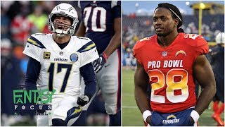 Fantasy Focus Live: Where's Melvin Gordon? Chargers and Broncos Preview
