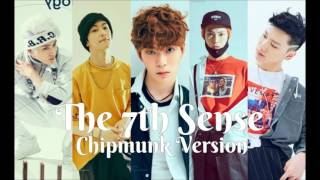 NCT U - The 7th Sense [Chipmunk Version]