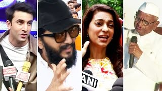 bollywood celebs reacts to mns threats of baaning pakistani actors