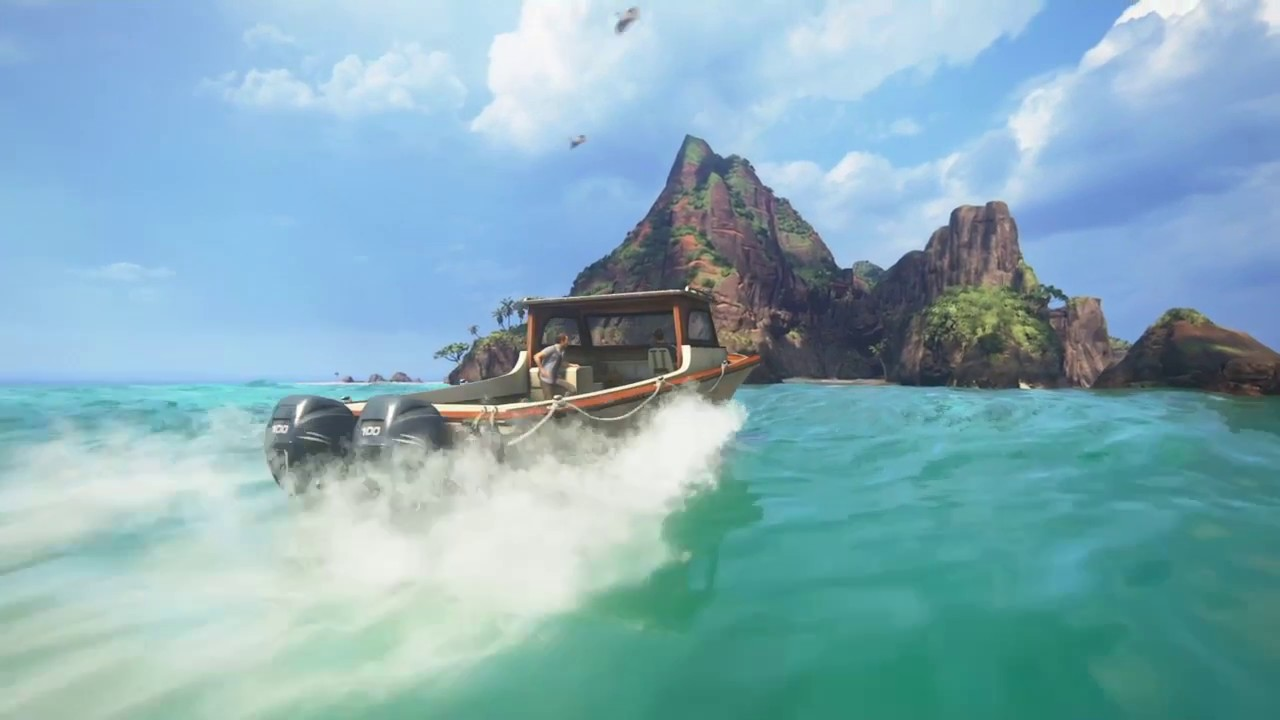 That S Why Uncharted 4 Has The Best Graphics Ever Youtube