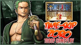 ONE PIECE: Pirate Warriors 3 | Time-Skip Zoro Gameplay「ワンピース 海賊無双3」