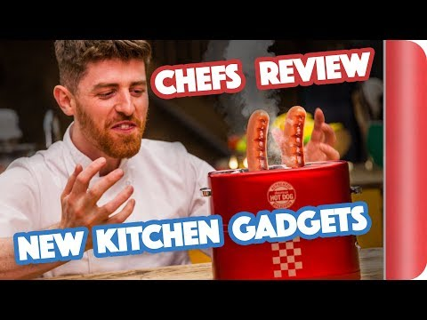 Chefs Review Kitchen Gadgets Vol. 2