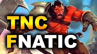 FNATIC vs TNC - SEA Semi-FINAL - DreamLeague 9 DOTA 2