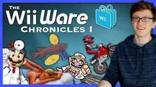 The WiiWare Chronicles I - Scott The Woz