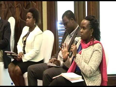 COMMUNITIES OF LEARNING SESSIONS: YOUTH PANEL (1 OF 2):  - November 2016 Partners Meeting