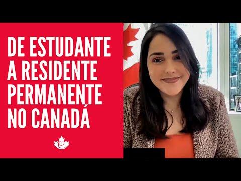 COMO IMIGRAR PARA O CANADÁ: DE ESTUDANTE A RESIDENTE PERMANENTE