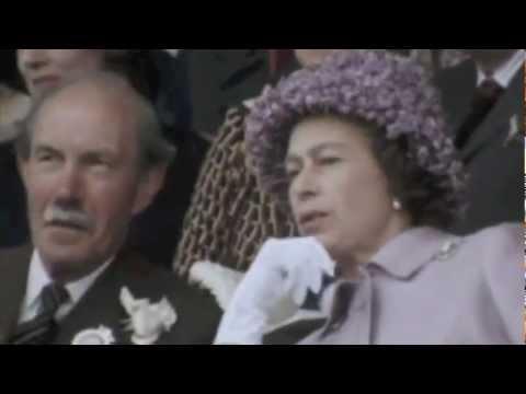 Silver Jubilee Tour - England 1977