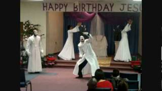 Corinthian Song(Micah Stampley) Shabach Dance Ministry