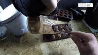 Making Dry Sift Hash Chocolates (Hasholades)