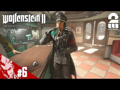#6【FPS】弟者の「ウルフェンシュタイン2」【2BRO.】