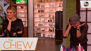 Daphne Shares Her Skincare Essentials - The Chew