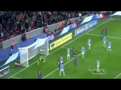 Lionel Messi ● All 91 Goals in 2012 ● New World Record