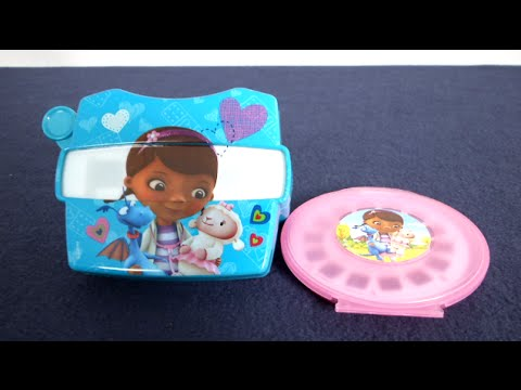 ViewMaster Doc McStuffins 3D Viewer Gift Set from Basic Fun