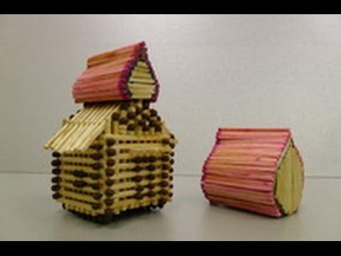 Бочка из спичек   Русское деревянное зодчество