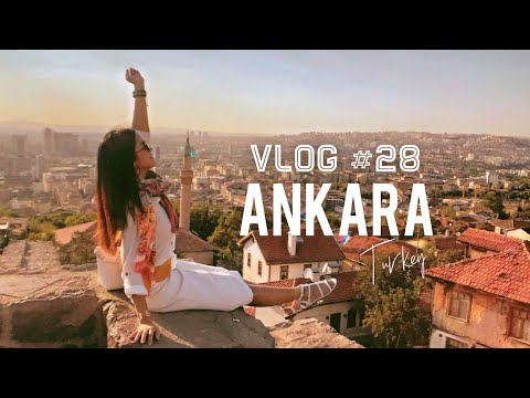 [Vlog#28] A Short Tour of Ankara, Turkey