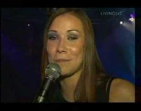 Jenny Frost - Mr. Gay UK 2004 Final