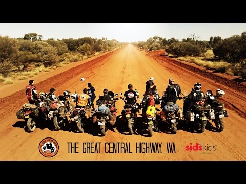 Official Video - The Great Australian Ride 2014