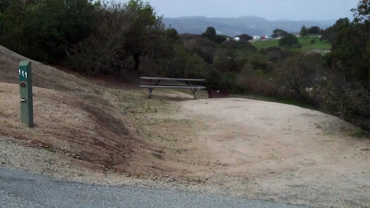 Monterey Recreation Area Rv Park Laguna Seca Review