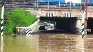 разлив реки в Сибирцево(, 2013-07-27T06:11:44.000Z)