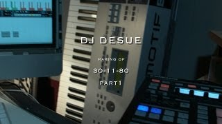 Dj Desue - making of Sido´s 30-11-80 Beat