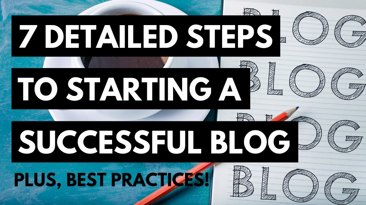 7 Detailed Steps To Start A Successful Personal Finance Blog