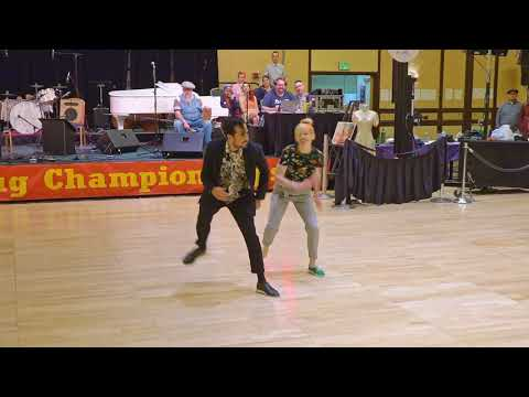Camp Hollywood 2018 - Open Showcase - Jo Hoffberg & Felipe Braga