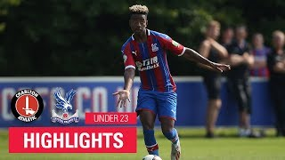 Charlton 2-1 Crystal Palace U23 | 7 Minute Highlights