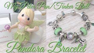 What's On My PANDORA Bracelet | Peter Pan & Tinker Bell