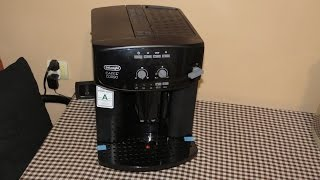 Delonghi caffe corso інструкція з експлуатації КОФЕМАШИНА