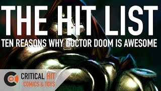 10 reasons why Doctor Doom is awesome Video