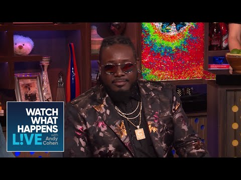 Will T-Pain Get Kanye West A Baby Gift Now? | WWHL